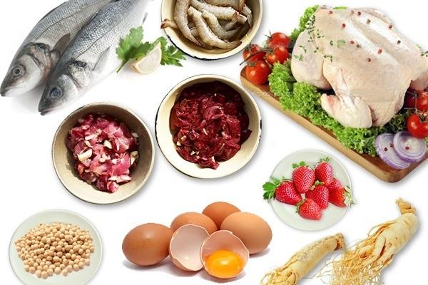 thực phẩm bổ sung canxi cho bé tăng chiều cao
