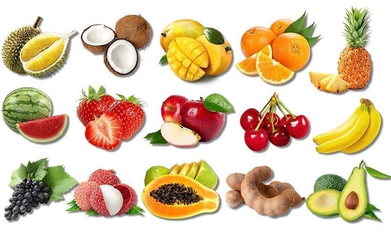 Những loại hoa quả tốt cho bà bầu