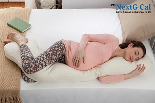 Phòng tránh đau hông ở bà bầu