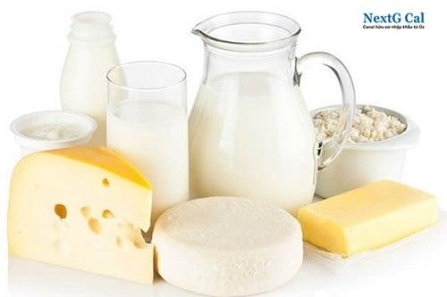 Bệnh loãng xương nên uống sữa gì