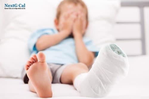 Bệnh loãng xương ở trẻ em