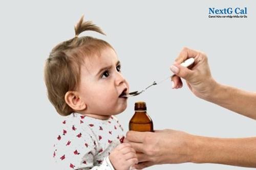 Cách bổ sung canxi cho bé 6 tháng tuổi