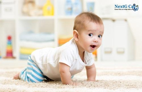 Cách bổ sung canxi cho trẻ 6 tháng tuổi