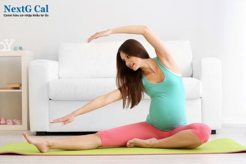 Cách chữa đau khớp háng khi mang thai 3 tháng giữa