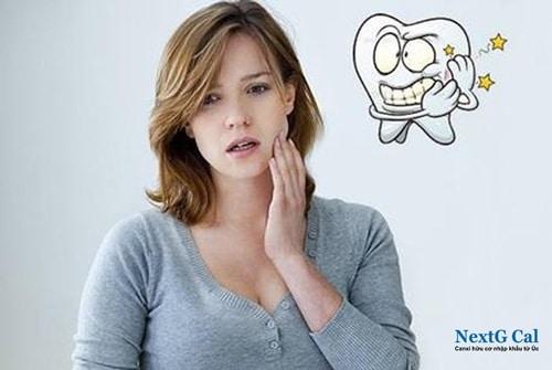 Nguyên nhân chảy máu chân răng ở bà bầu