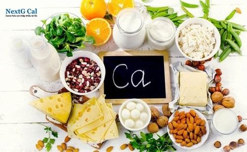 Thức ăn nhiều canxi cho trẻ 6 tháng tuổi