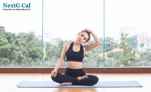 Yoga thoái hóa đốt sống cổ của Nguyễn Hiếu