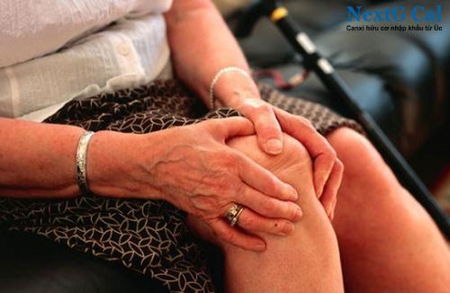 Cách bổ sung canxi cho người lớn tuổi