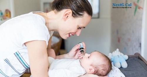 Thuốc bổ cho trẻ còi xương biếng ăn