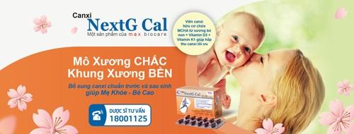 Thuốc chống còi xương cho trẻ
