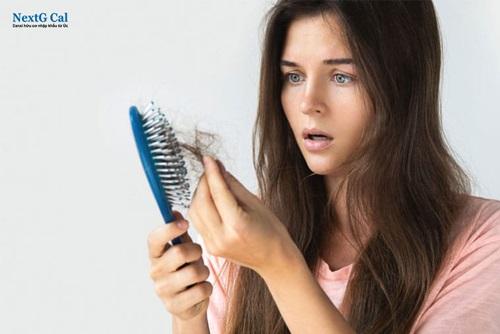 Nguyên nhân rụng tóc ở tuổi dậy thì