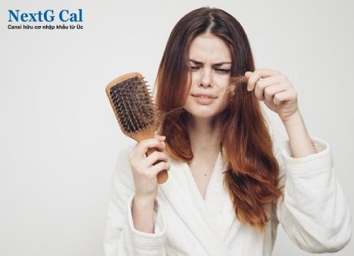 Những nguyên nhân gây rụng tóc ở nữ giới