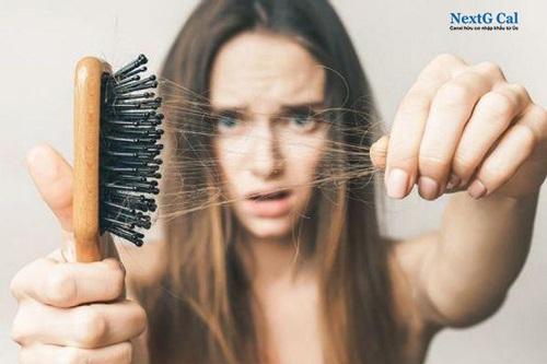 Rụng tóc ở tuổi dậy thì là sao
