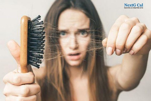 Tại sao lại rụng tóc ở tuổi dậy thì