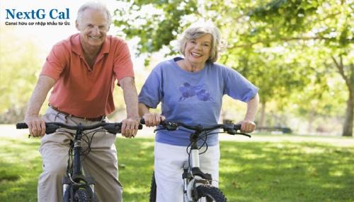 Thoái hóa khớp gối có nên đạp xe không