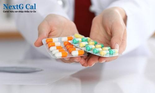 Thuốc trị viêm khớp gối
