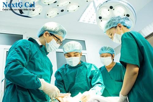 Viêm khớp háng điều trị