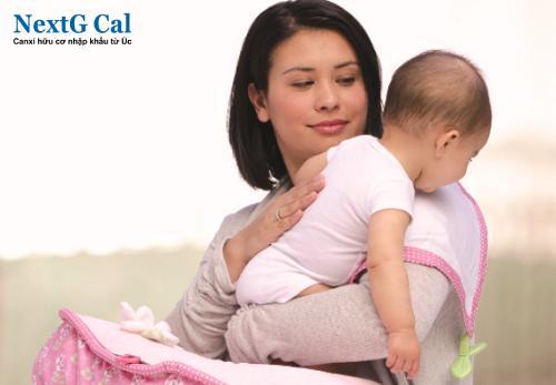 Cách chữa trị nấc cụt cho trẻ sơ sinh