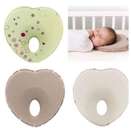 Gối chống bẹp đầu cho trẻ sơ sinh