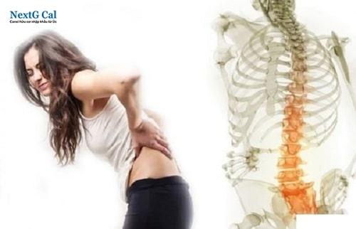 Bệnh thoái hóa cột sống thắt lưng ở người trẻ