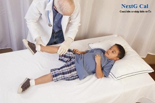 Bệnh viêm tủy xương ở trẻ em