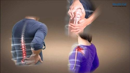 Biểu hiện bệnh lao xương sống