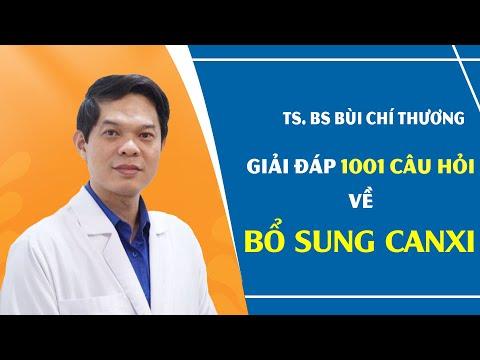 Hỏi Đáp Chuyên Gia    1001 Giải Đáp Về Bổ Sung Canxi Cho Mẹ Và Cho Bé