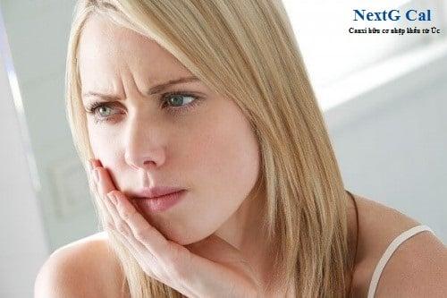 Nguyên nhân ê buốt răng sau sinh