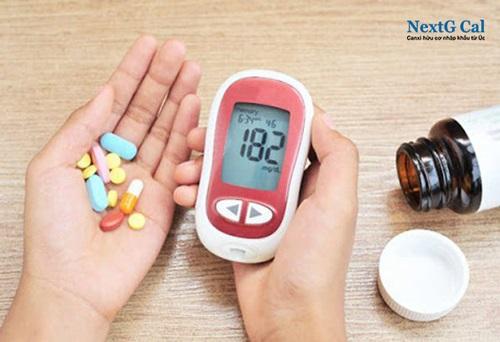 Canxi cho người tiểu đường
