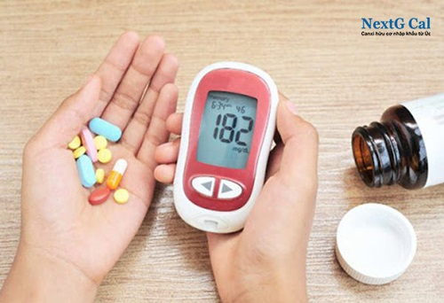 Canxi ở người tiểu đường