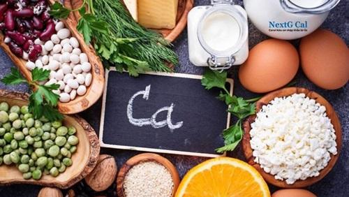 Thực phẩm bổ sung canxi cho người tiểu đường