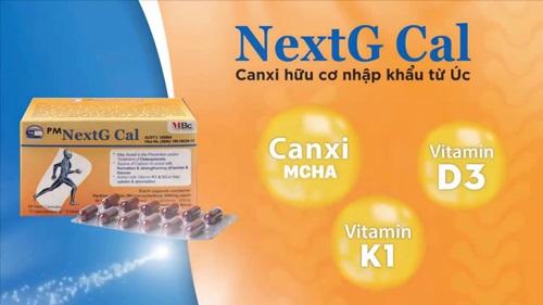 Thuốc bổ sung canxi dành cho người tiểu đường