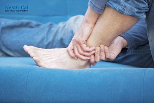 Hình ảnh xương cổ chân