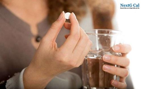 Uống canxi trước khi có thai