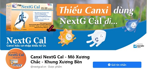 Nextgcal Fanpage