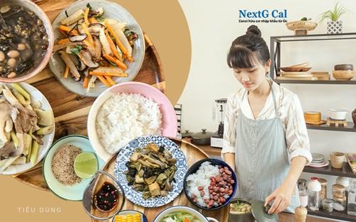 Thực phẩm bổ sung canxi cho người ăn chay