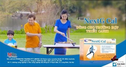 NextG Cal – Canxi hữu cơ nhập khẩu Úc dùng cho người thiếu canxi || TVC 30s